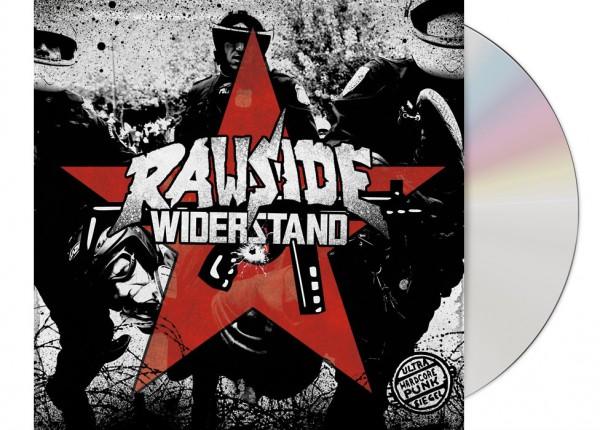 RAWSIDE - Widerstand CD