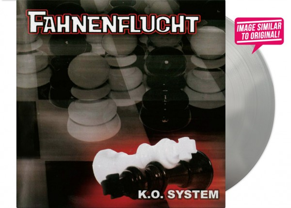 "FAHNENFLUCHT - K.O. System 12"" LP LTD - MILKY"