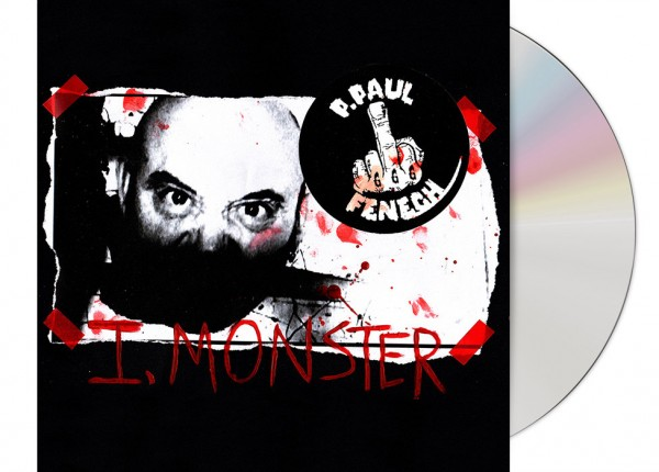 P. PAUL FENECH - I, Monster LTD DIGIPAK CD