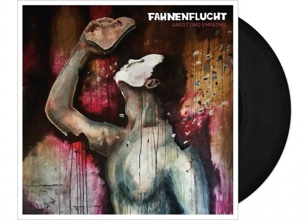 """FAHNENFLUCHT - Angst und Empathie 12"""" LP LTD - BLACK"""
