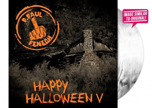 "P. PAUL FENECH - Happy Halloween V 12"" LP - WHITE GALAXY"