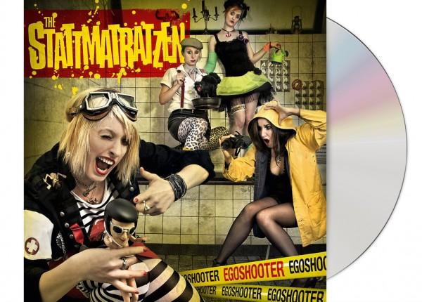 STATTMATRATZEN, THE - Egoshooter CD