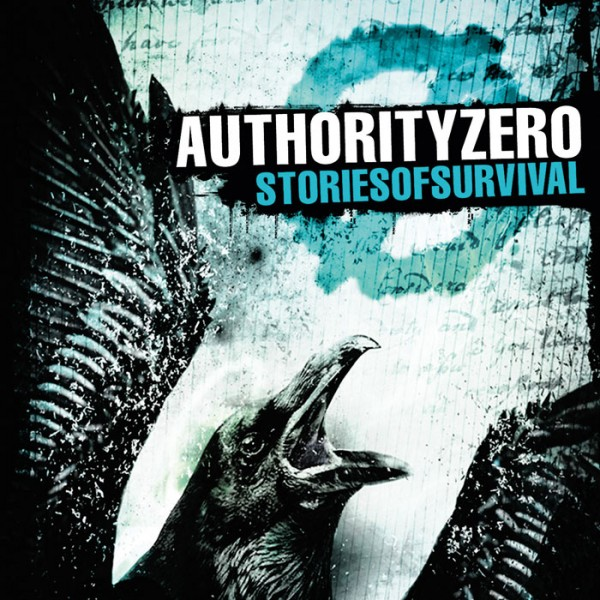 AUTHORITY ZERO - Stories Of Survival (Bonus Edition) CD