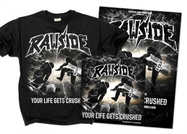 RAWSIDE - Your Life Gets Crushed Bundle