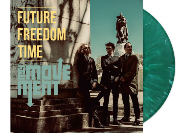 """MOVEMENT, THE - Future Freedom Time 12"""" LP - GREEN"""