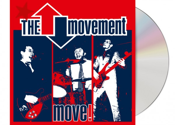 MOVEMENT, THE - Move! (Bonus Edition) CD