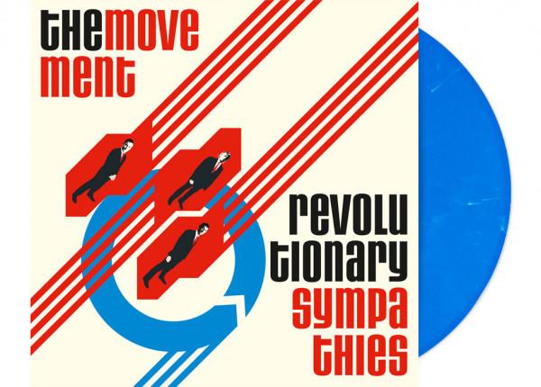 "MOVEMENT, THE - Revolutionary Sympathies (Bonus Edition) LTD 12"" LP - BLUE"