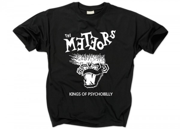METEORS, THE - Kings Of Psychobilly T-Shirt
