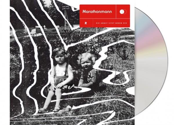 MARATHOMANN - Die Angst sitzt neben dir LTD DIGIPAK CD