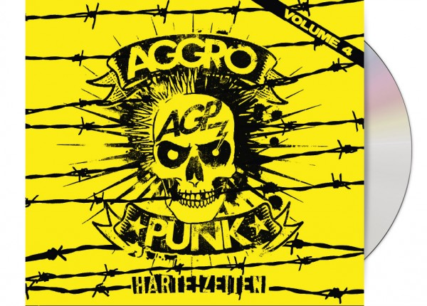 V.A. - Aggropunk Vol. 4 LTD DIGIPAK CD