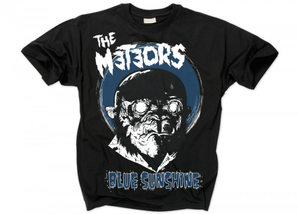 METEORS, THE - Blue Sunshine T-Shirt