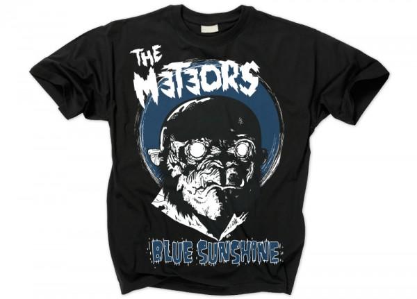 METEORS, THE - Blue Sunshine T-Shirt