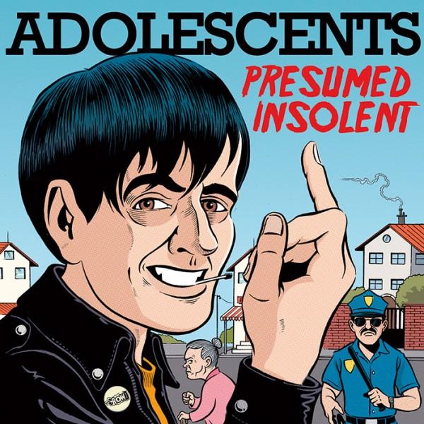 ADOLESCENTS - Presumed Insolent CD