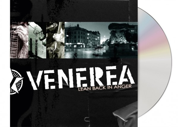VENEREA - Lean Back In Anger CD
