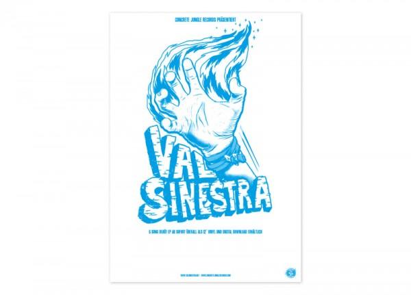VAL SINESTRA - Val Sinestra Poster