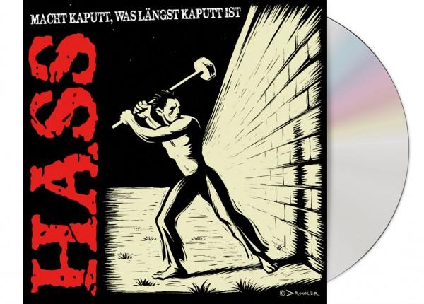 HASS - Macht kaputt, was längst kaputt ist LTD DIGIPAK CD