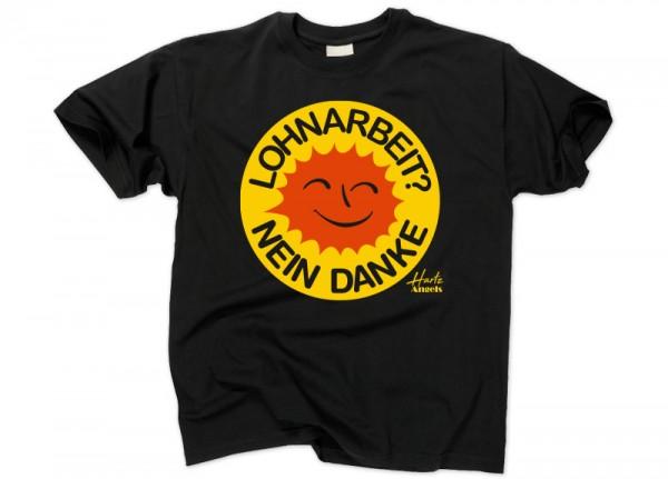 HARTZ ANGELS - Lohnarbeit T-Shirt