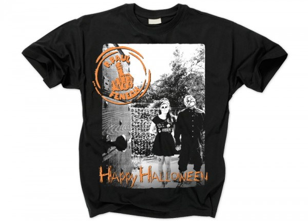 P. PAUL FENECH - Happy Halloween T-Shirt