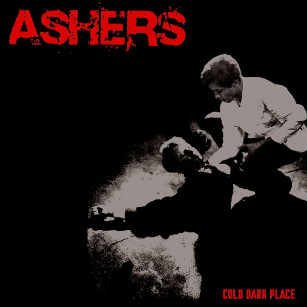 ASHERS - Cold Dark Place CD