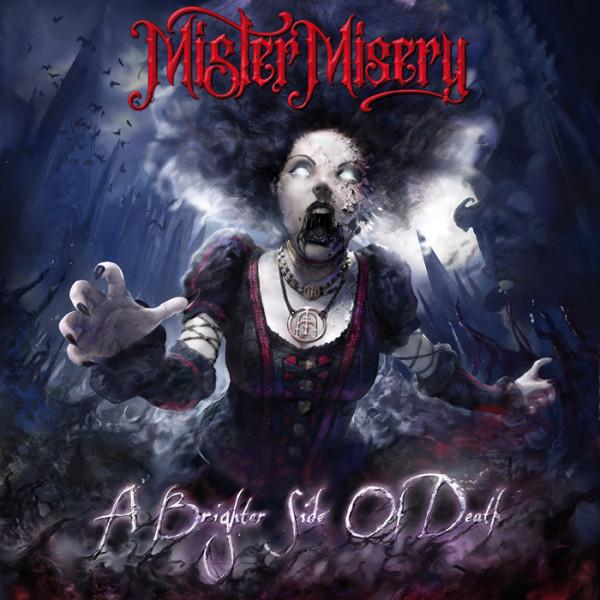"MISTER MISERY - Unalive 12"" LP - PURPLE"