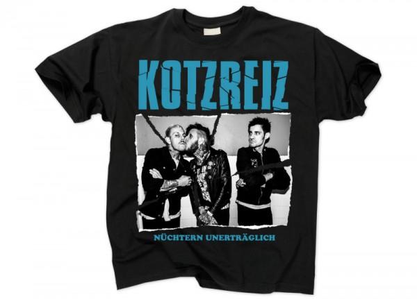 KOTZREIZ - Nüchtern unerträglich T-Shirt