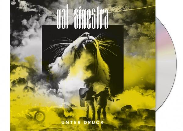 VAL SINESTRA - Unter Druck LTD DIGIPAK CD