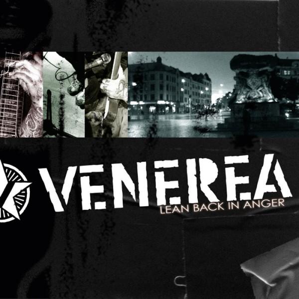 VENEREA - Lean Back In Anger CD