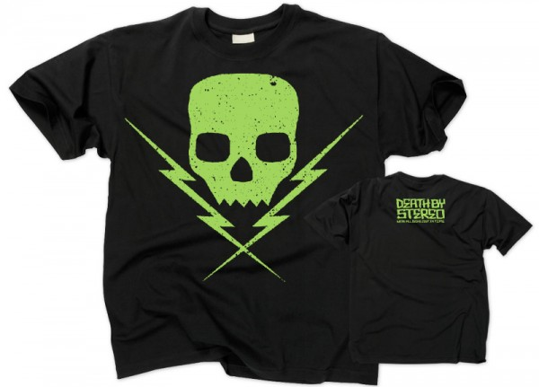 DEATH BY STEREO - We're All Dying Just In Time T-Shirt