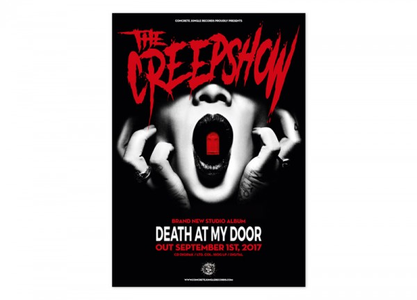 CREEPSHOW, THE - Death At My Door Poster