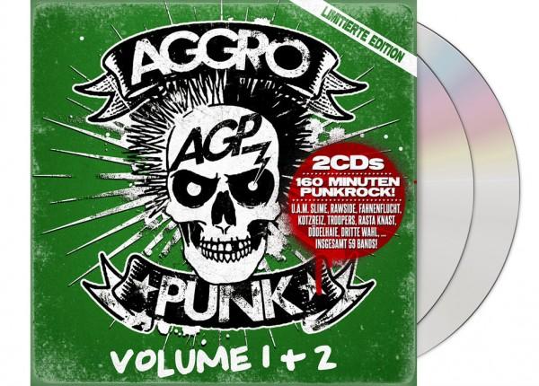 V.A. - Aggropunk Vol. 1 + 2 CD Box