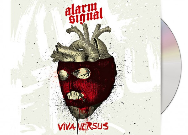 ALARMSIGNAL - Viva Versus LTD DIGIPAK CD