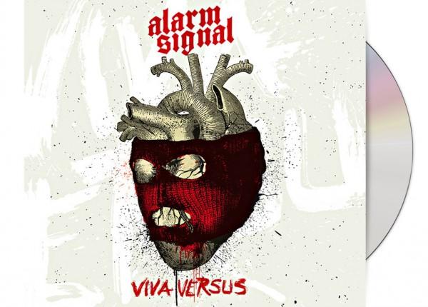 ALARMSIGNAL - Viva Versus LTD DIGIPAK CD