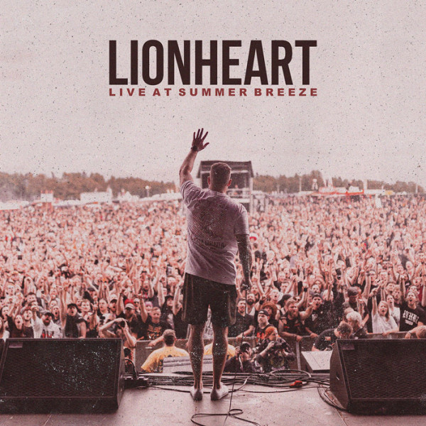 "LIONHEART - Live At Summerbreeze 12"" LP - COLORED"