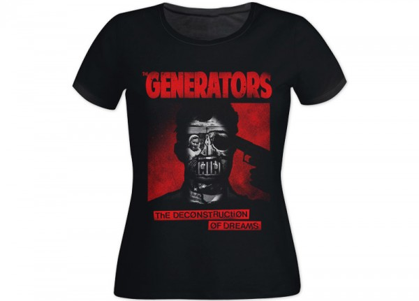 GENERATORS, THE - The Deconstruction Of Dreams Girly