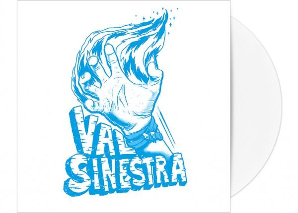 "VAL SINESTRA - Val Sinestra 12"" EP LTD - WHITE"