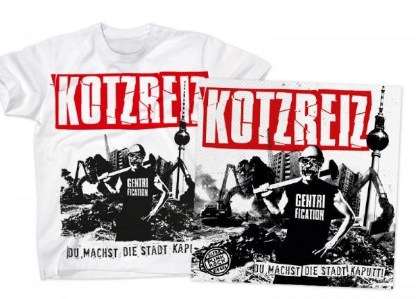 KOTZREIZ - Du machst die Stadt kaputt Bundle