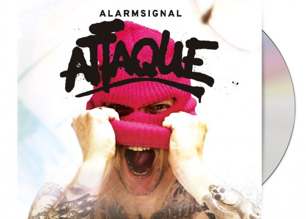 ALARMSIGNAL - Attaque LTD DIGIPAK CD