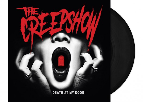 "CREEPSHOW, THE - Death At My Door LTD 12"" LP - BLACK"