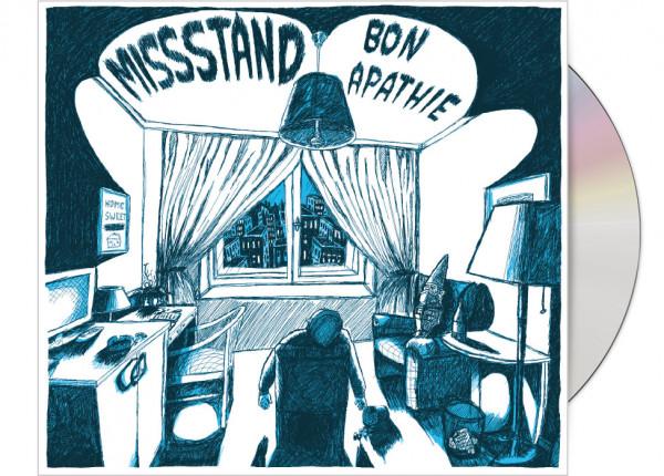 MISSSTAND - Bon Apathie DIGISLEEVE CD