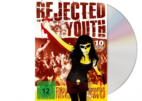 REJECTED YOUTH - Rejected Forver Forever Rejected DVD