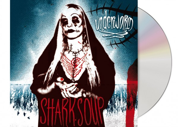 SHARK SOUP - Underworld CD