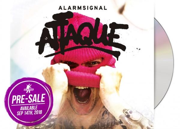 ALARMSIGNAL - Attaque LTD DIGIPAK CD