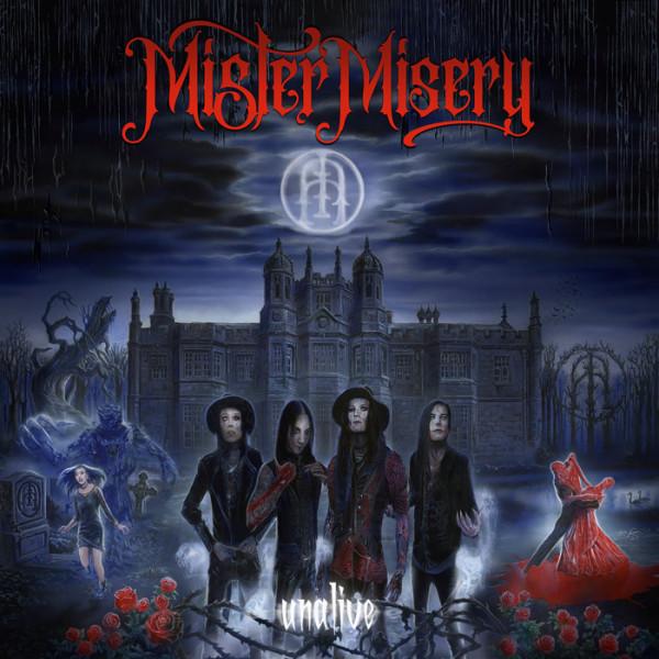 MISTER MISERY - Unalive CD