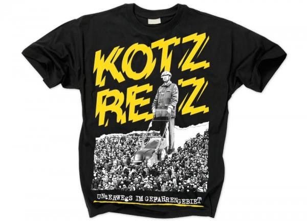KOTZREIZ - Gefahrengebiet T-Shirt