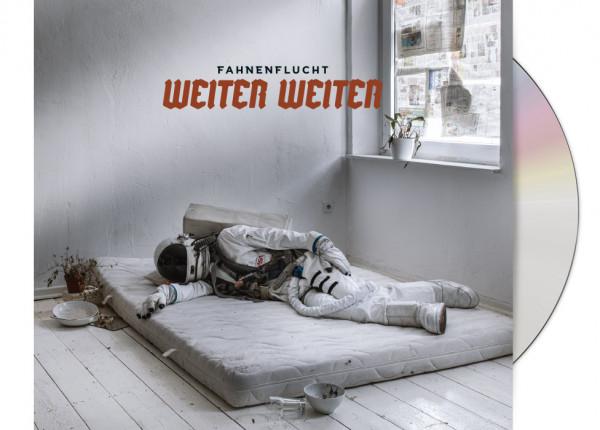 FAHNENFLUCHT - Weiter Weiter DIGISLEEVE CD