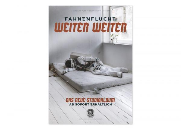 FAHNENFLUCHT - Weiter Weiter Poster
