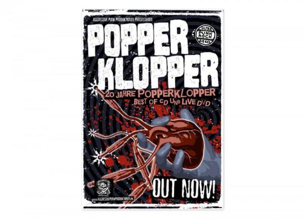 POPPERKLOPPER - 20 Jahre Popperklopper Poster