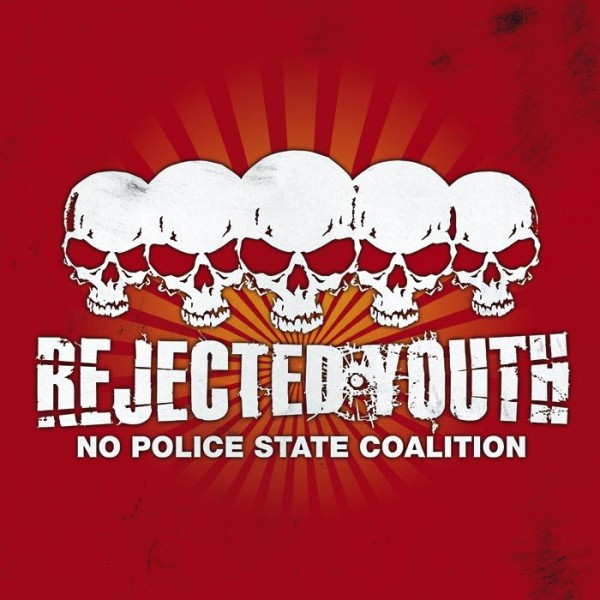 REJECTED YOUTH - No Police State Coalition LTD DIGIPAK CD