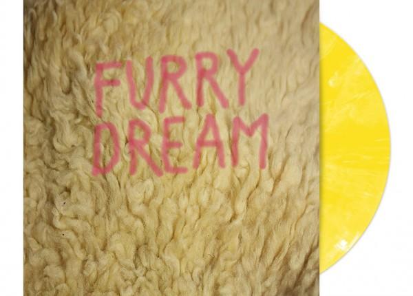 "GURR - Furry Dream 12"" EP LTD - YELLOW"