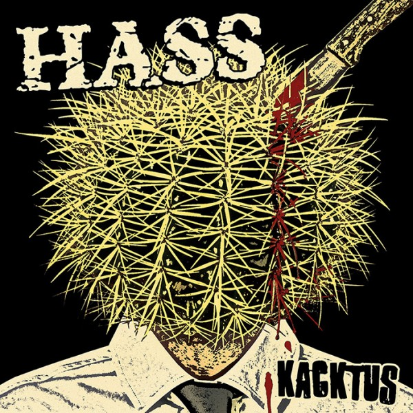 HASS - Kacktus LTD DIGIPAK CD